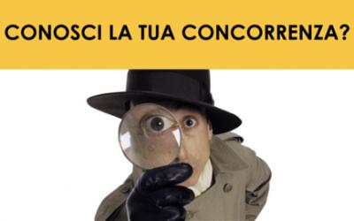 ⁉️ TEST ⁉️ : CONOSCI LA TUA CONCORRENZA?