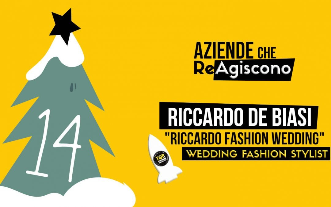 Aziende che reagiscono – Make up & Hair – Riccardo Fashion Wedding