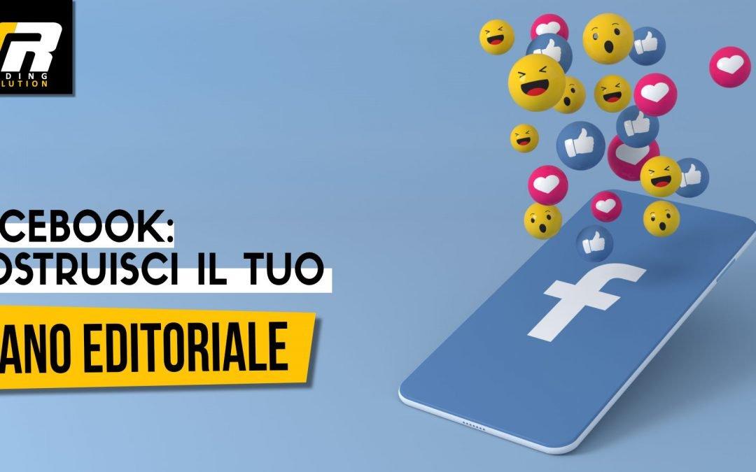 MARKETING PER MATRIMONIO. Facebook: costruisci il tuo Piano Editoriale