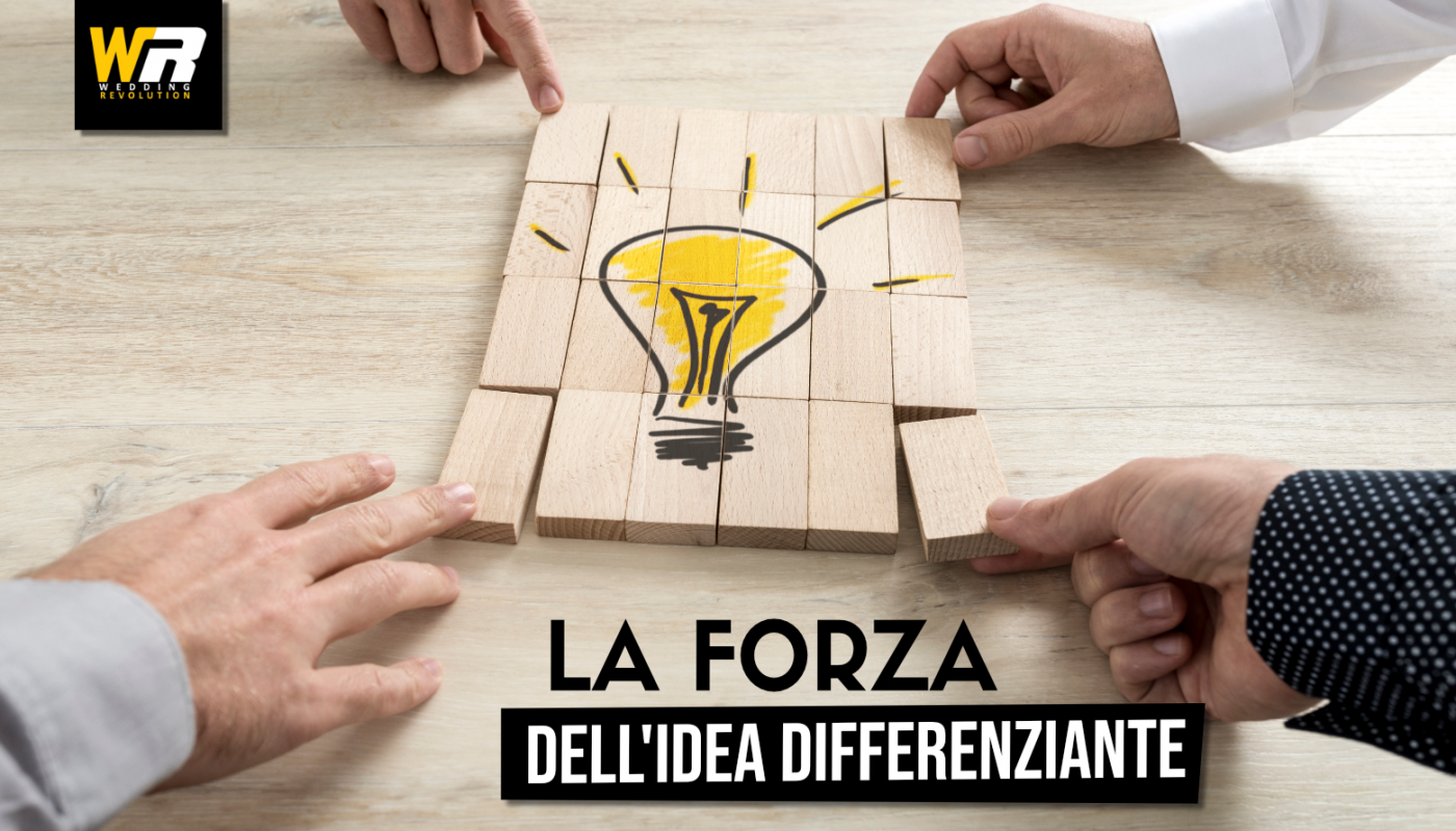 La forza dell_idea differenziante